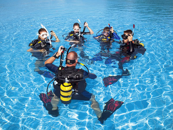 Become a Diver in Split