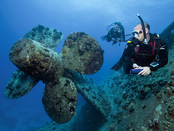Dives for CERTIFIED DIVERS